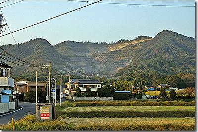 富谷山採石場2