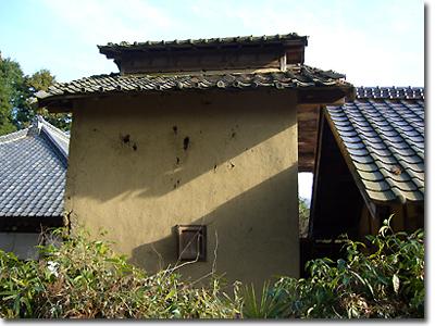 たばこ乾燥小屋